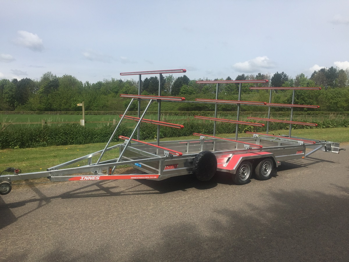 Rowing Boat Trailer